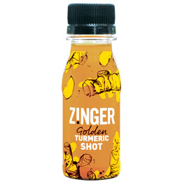 James White - Turmeric Zinger - 15x70ml