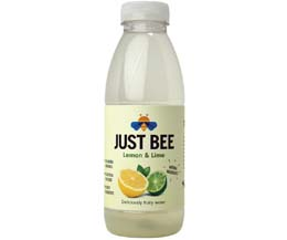 Just Bee - Pet - Lemon & Lime - 12x500ml