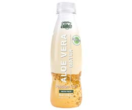 Simplee Aloe - Passionfruit With Pulp - 6x500ml
