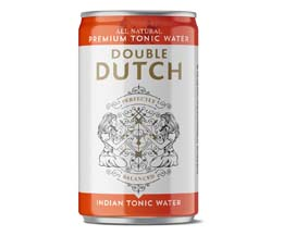 Double Dutch - Indian Tonic Water - 24x150ml