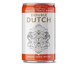 Double Dutch - Indian Tonic Water - 24x150ml