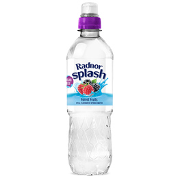 Radnor Splash - Sports Cap - Forest Fruits - 24x500ml