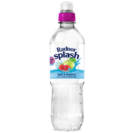 Radnor Splash - Sports Cap - Apple & Raspberry - 24x500ml