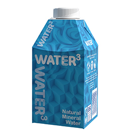 Water Cubed - Still Mineral Water - 8x500ml