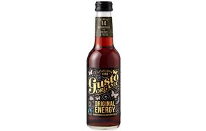 Gusto Organic F/T - Original Energy - 12x250ml