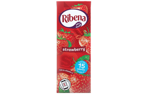 Ribena - Strawberry - 24x250ml