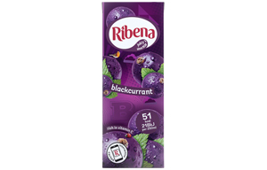 Ribena - Blackcurrant - 24x250ml