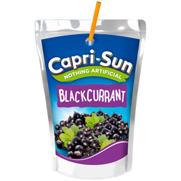 Capri Sun - Blackcurrant & Apple NASNA - 32x200ml