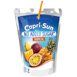 Capri Sun - Tropical NAS - 32x200ml