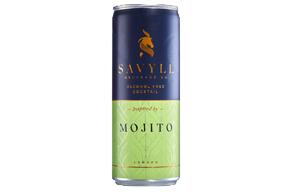 Savyll - Alcohol-Free Cocktail - Mojito - 12x250ml