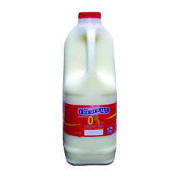 Single Skimmed Milk (RED) - 1x2L