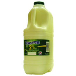 Single Semi Skimmed Milk (Green) - 1x2L