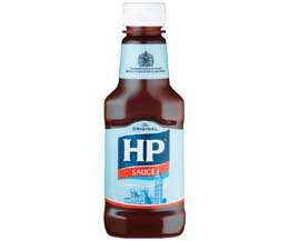 Squeezy Hp Sauce - 8x285g