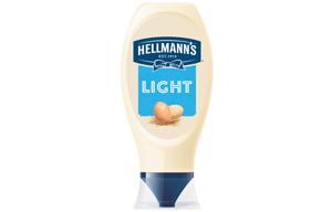 Hellmans - Light Mayonnaise - 8x430ml