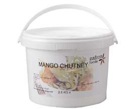 Mango Chutney - 1x2.5kg