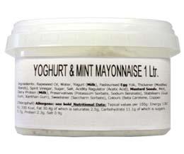 Mayonnaise Yoghurt & Mint - 1x1L