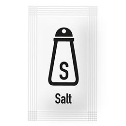 Sachets - Salt - 2000x0.85g