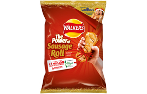 Walkers - Sausage Roll Flavour - 32x32.5g