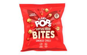 Popped Lotus Seeds - Smoked Chilli - 12x20g