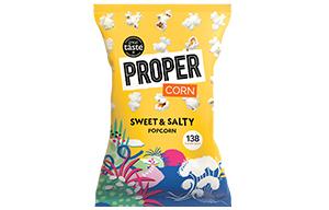 Propercorn - Sweet & Salty - 24x30g