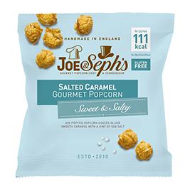 Joe & Seph's - Salted Caramel - 22x23g