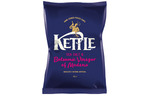 Kettles - Sea Salt & Balsamic Vinegar - 18x40g