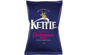 Kettles - Sea Salt & Balsamic Vinegar - 12x150g