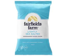 Fairfields - Lightly Sea Salted - 24x40g