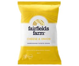 Fairfields - Cheese & Onion  - 24x40g