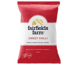 Fairfields - Sweet Chilli - 24x40g