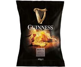 Guinness Crisps - 20x40g
