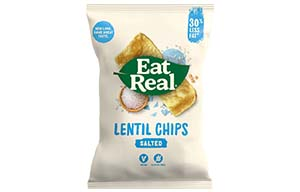 Eat Real - Vending - Lentil - Sea Salt - 24x22G