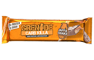 Grenade - Carb Killa Bar - Jaffa Quake - 12x60g