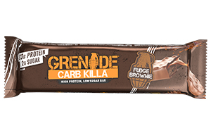 Grenade - Carb Killa Bar - Fudge Brownie - 12x60g