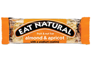 Eat Natural - Almond, Apricot & Yogurt - 12x50g