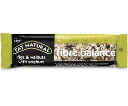 Eat Natural - Fig, Walnuts & Yogurt - 12x45g