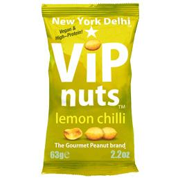 Vip Nuts - Chilli Lemon - 12x63G