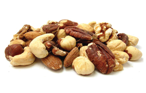 Mixed Plain Nuts - 1x3kg