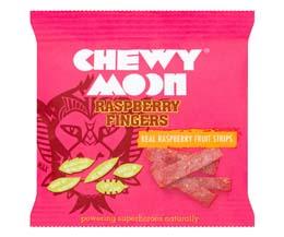 Chewymoon - Raspberry Fingers - 12x20g