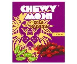 Chewymoon - Cola Raisins -12x25g