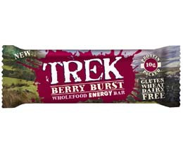 Trek Energy - Berry Burst - 16x55g
