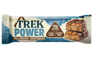 Trek Power - Millionaire Shortbread - 16x55g