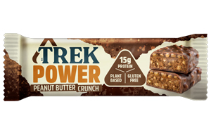 Trek Power - Peanut Butter Crunch - 16x55g
