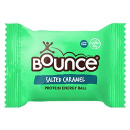 Bounce Balls - Salted Caramel - 12x40g