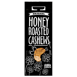 Urban Crunch - Honey Cashews - 20x40g