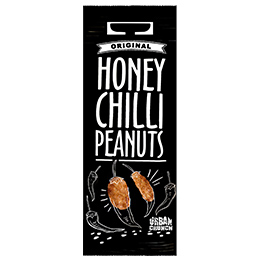 Urban Crunch - Honey Chilli Peanuts - 20x40g