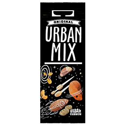 Urban Crunch - Urban Mix - 20x40g