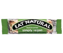 Eat Natural - Simply Vegan - 12x45g