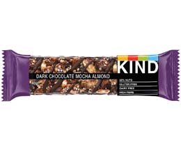 Kind Bar - Dark Choc Mocha & Almond - 12x40g