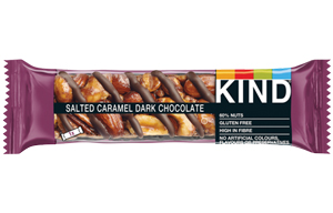 Kind Bar - Salted Caramel Dark Chocolate - 12x40g